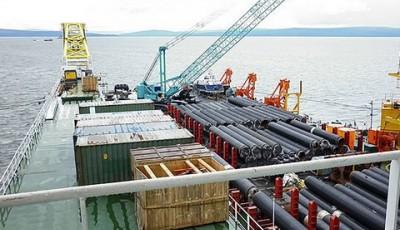 Швеція видала останній дозвіл на будівництво газопроводу Baltic Pipe