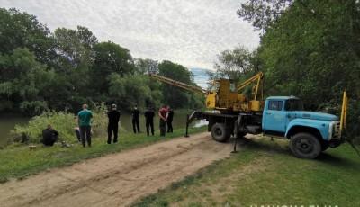 В Одеській області автомобіль з'їхав у річку, загинули два прикордонники
