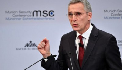 США і Росія повинні продовжити дію ядерної угоди і переконати Китай приєднатися, - Столтенберг