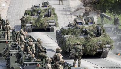 В Украине пройдут учения с военными НАТО