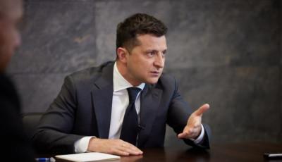 Зеленский обсудил с президентами Литвы и Евросовета ситуацию в сфере безопасности в регионе