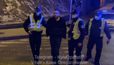 У Києві за напад на патрульного затримали заступника Кличка