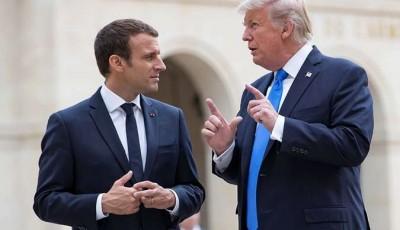 Трамп і Макрон погодилися з необхідністю реформування ВООЗ