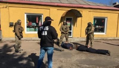 У Києві поліція затримала двох громадян РФ, які планували скоєння тяжких злочинів