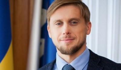 Олександр Бондаренко передав до Дніпровської міської лікарні №21 апарат ШВЛ екстра-класу