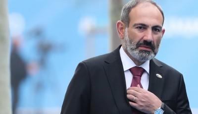 Прем'єр Вірменії Пашинян заявив, що вже одужав від COVID-19