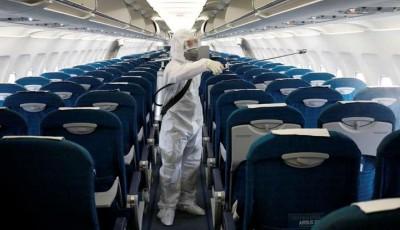 Коли відновиться авіасполучення. Яка ймовірність зараження коронавірусом на борту літака?
