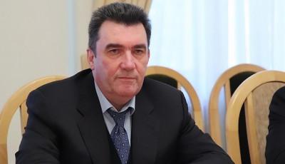 Секретарь СНБО Данилов – удачный кадровый ход президента