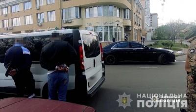 Одесситы выкрали киевлянина и требовали у него более $400 тыс., их задержали