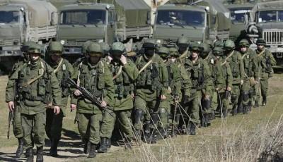 Україна в ОБСЄ: Росія зосередила на кордоні три групи військ для можливого наступу