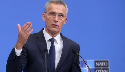 Для членства в НАТО от Украины нужно больше усилий, - Столтенберг