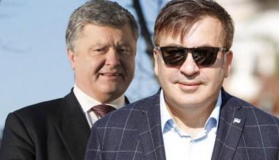 Депортация Саакашвили: виртуальный успех Порошенко и позор для страны