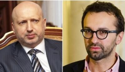 Турчинов пригрозив Лещенку судом через публікацію у соцмережі