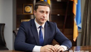 Министр Лещенко на передовой исторического земельного процесса
