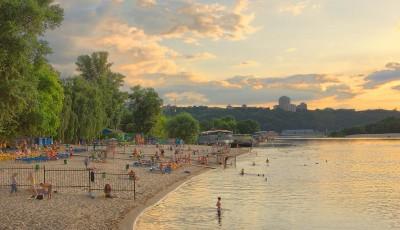 Київські пляжі не відкриють 1 червня