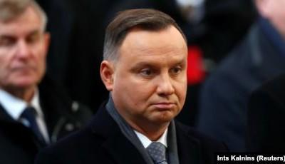 Из-за COVID-19 в Польше могут продлить президентство Дуды