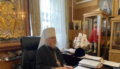 Найстаріший митрополит РПЦ помер від COVID-19