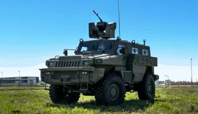 Армія Казахстану закуповує бронемашини Arlan