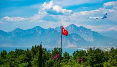 Турция вновь стала самым популярным местом летнего отдыха среди украинцев