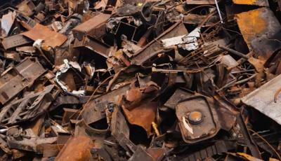 В Херсоне выявили грузовик, груженный 40 тоннами радиоактивного металлолома