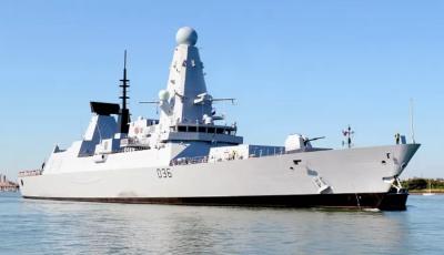 Россия обстреляла британский военный корабль вблизи Крыма. Подробности