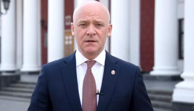 Геннадий Труханов обратился с просьбой соблюдать карантинные ограничения, принятые Кабинетом Министров Украины