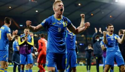 Зинченко признан лучшим игроком матча Швеция— Украина наЕвро