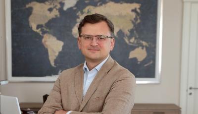 Дмитро Кулеба, міністр закордонних справ: Для припинення війни на Донбасі у наступ іде дипломатія