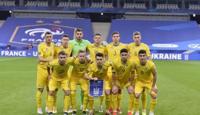 Украина в плей-офф Евро-2020, где сыграет на 99,9% со Швецией