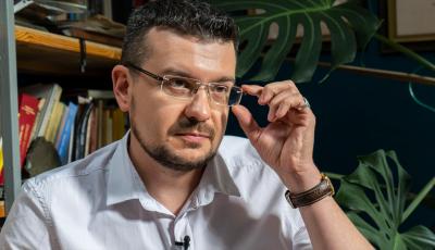 Конституція Орлика – це договір еліт, якого не існує в Україні навіть через 30 років незалежності – історик Олександр Алфьоров