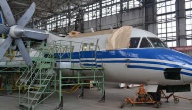 Мотор Сич получит в лизинг два самолета Ан-140 – Укроборонпром