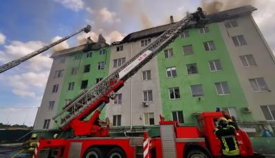 Пожар в Белогородке: мужчине вырезали сердце и устроили пожар для сокрытия преступления