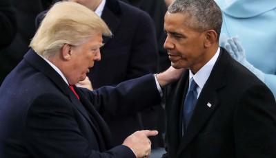 Трамп звинуватив Обаму в державній зраді