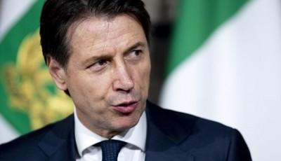 Следующие несколько месяцев в Италии будут очень тяжелыми, - Конте