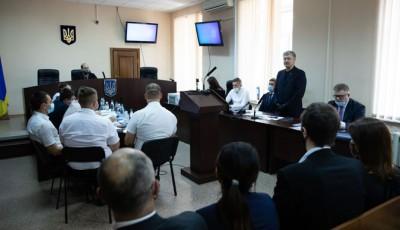 На суде над Порошенко поссорились нардепы и прокуроры