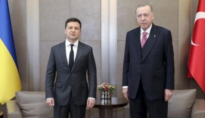 Зеленський та Ердоган домовилися опрацювати можливість взаємодії в енергосфері