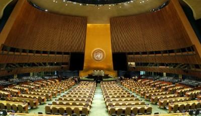 Генасамблея ООН вперше відбудеться у режимі відеоконференції