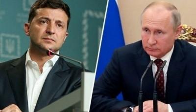 Путин ответил Зеленскому, приедет ли на встречу на Донбасс