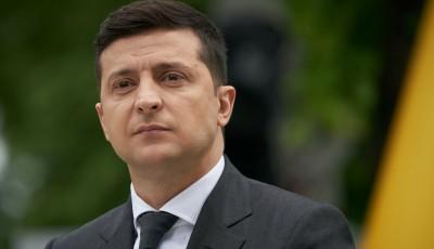 Украина всегда наготове, но приветствует любые шаги по уменьшению военного присутствия и деэскалации ситуации на Донбассе – Зеленский