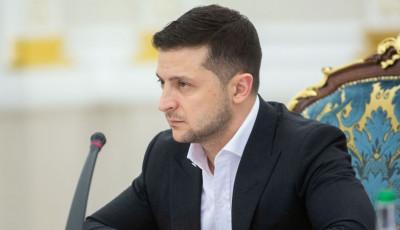 Владимир Зеленский встретился с действующим председателем ОБСЕ