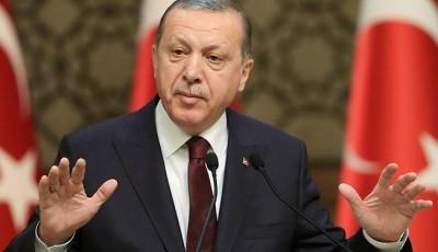 Эрдоган заявил о скором выходе Турции из кризиса