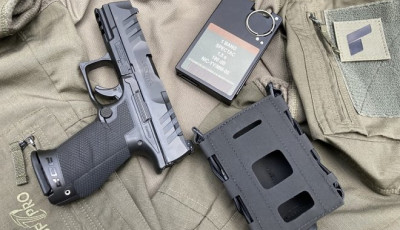 Концерн Rheinmetall разработал светошумовую гранату размером скоробочку для визиток