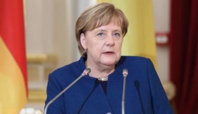 Меркель заявила о вступлении Германии в