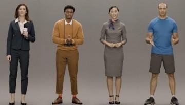 Samsung раскрыла проект по созданию «искусственных людей»