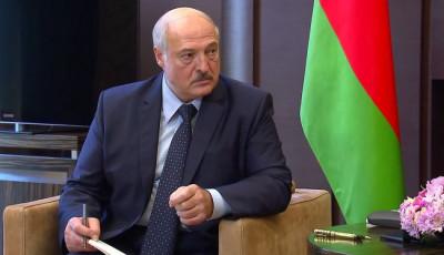Син Лукашенка і чиновники: список санкцій України проти Білорусі