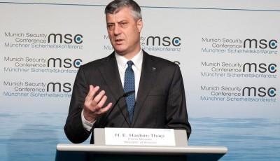 Президента Косово та екс-спікера парламенту звинуватили у воєнних злочинах