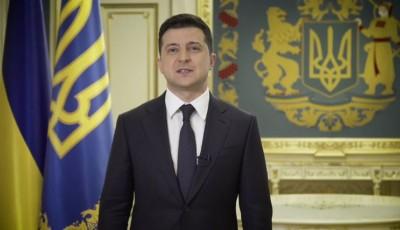 Владимир Зеленский: в феврале Украина получит миллион доз вакцин от коронавируса