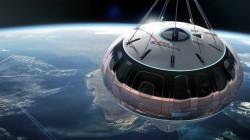 Space Perspective предлагает выгодно слетать в космос на высотном воздушном шаре