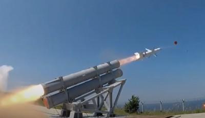 Турция успешно испытала свою первую противокорабельную ракету Atmaca
