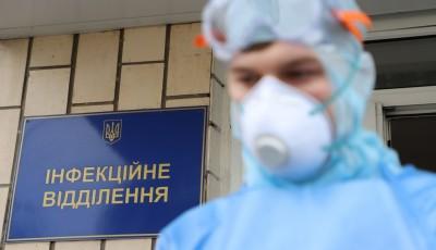 За месяц заболеваемость коронавирусом в Украине выросла на 80%